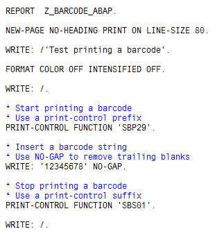 MW6 Barcode DLL Manual For SAP R 3