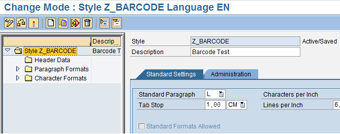 MW6 Barcode DLL Manual for SAP ERP